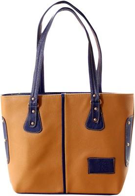 HD Women Brown Hand held Bag