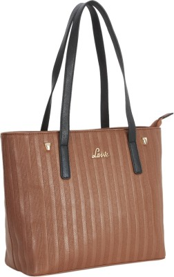 Lavie Women Brown Tote at flipkart