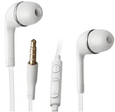 AWAKSHI SAM YR 0021 Headphone(White, In the Ear) 1