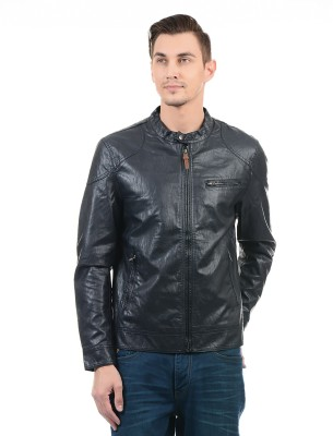 U.S. Polo Assn Full Sleeve Solid Men Jacket at flipkart