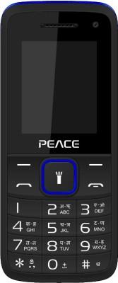 Peace P1 Wireless FM(Black & Blue)