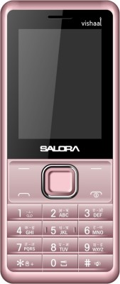 Salora KT24+ Vishaal(Rose Gold)