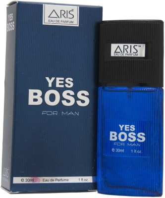 ARIS YES BOSS 30ML PERFUME FOR MEN Eau de Parfum  -  30 ml(For Men & Women)  available at flipkart for Rs.90