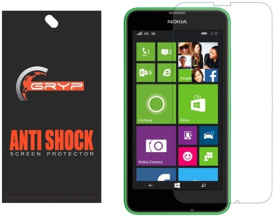 GRYP Impossible Screen Guard for Nokia Lumia 630(Pack of 1)