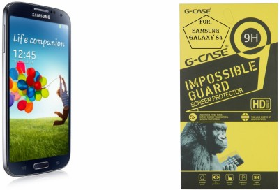 G-case Impossible Screen Guard for SAMSUNG Galaxy S4(Pack of 1)