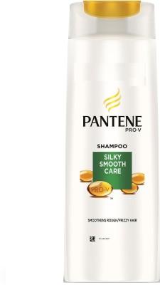 Pantene Silky Smooth Care Shampoo, 340ml