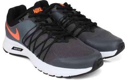 59caf568f16 41% OFF on Nike AIR RELENTLESS 6 MSL Running Shoes(Grey) on Flipkart ...