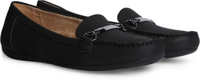 NATURALIZER Sentry Loafers For Women(Black