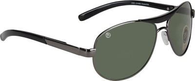 45573456af MARKQUES VL 550114 Aviator Sunglasses Green Best Price in India ...