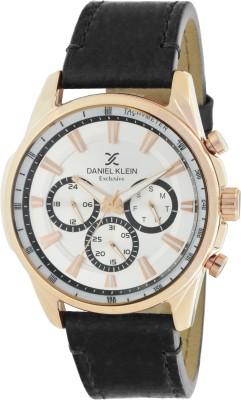 Daniel Klein DK11603-4  Analog Watch For Men