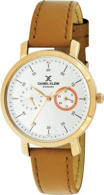 Daniel Klein DK11593-1  Analog Watch For Women