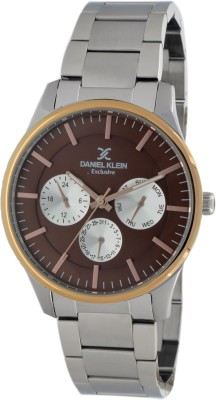 Daniel Klein DK11622-5  Analog Watch For Men