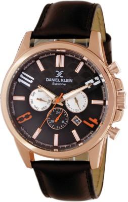 Daniel Klein DK11497-2  Analog Watch For Men