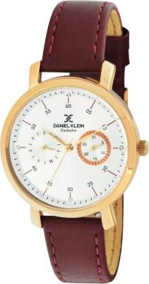 Daniel Klein DK11593-3  Analog Watch For Women