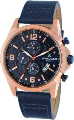 Daniel Klein DK11601-6  Analog Watch For Men