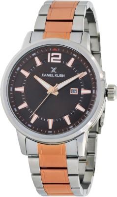 Daniel Klein DK11596-4  Analog Watch For Men