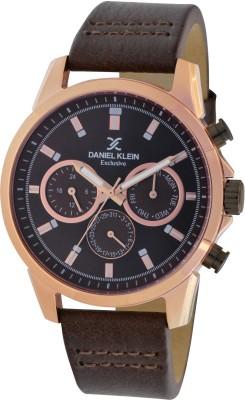 Daniel Klein DK11557-5  Analog Watch For Men