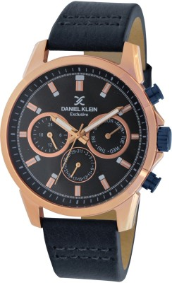 Daniel Klein DK11557-6  Analog Watch For Men