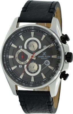 Daniel Klein DK11556-4  Analog Watch For Men