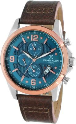 Daniel Klein DK11601-4  Analog Watch For Men