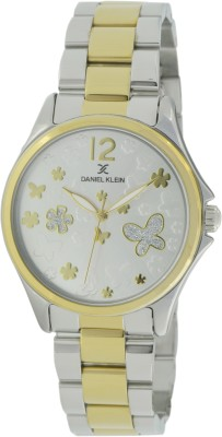 Daniel Klein DK11465-6  Analog Watch For Women