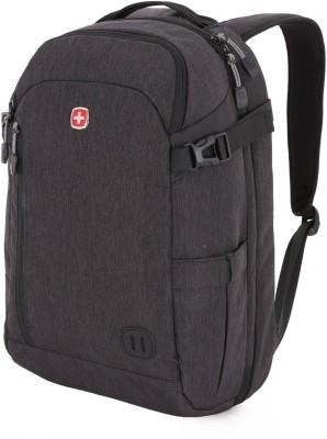 313e075f0b12 Swiss Gear 5753 LAPTOP BACKPACK 25 L Laptop Backpack Grey Best Price ...