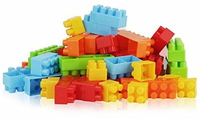 SHRIBOSSJI Building Blocks For Kids Skill Development Multicolor SHRIBOSSJI Blocks   Building Sets