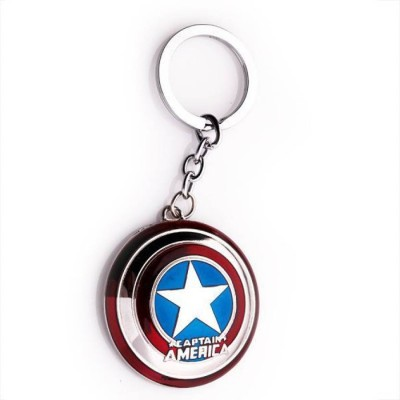 Cp Bigbasket Stylish Captain America Keyring Key Chain