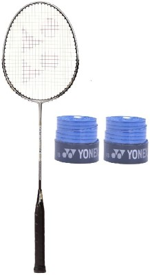 Yonex Combo of Three One 'Carbonex 6000 Ex' Badminton Racket and Two 'E Tech 903' Badminton Grip (Color on availability) Badminton Kit  available at flipkart for Rs.1790