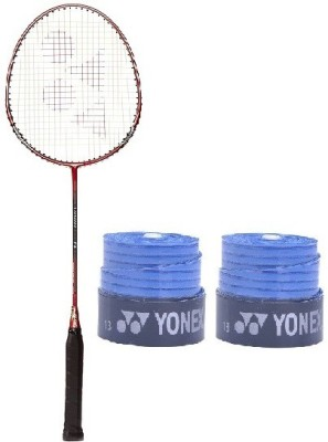 Yonex Combo of Three One 'Carbonex 7000 Ex' Badminton Racket and Two 'E Tech 903' Badminton Grip (Color on availability) Badminton Kit  available at flipkart for Rs.1880