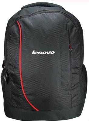 Lenovo 15.6 inch Laptop Backpack(Black)  available at flipkart for Rs.390