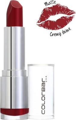 Colorbar Velvet Matte Lipstick-Raise Ur Glass(Nude)