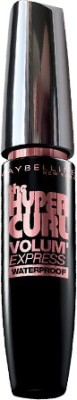 Maybelline Hyper Curl Volume Express Waterproof 9.2 ml(VERY BLACK)  available at flipkart for Rs.242