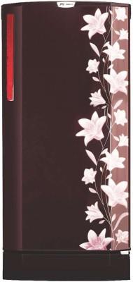 Godrej 190 L Direct Cool Single Door 3 Star Refrigerator(Jasmine Wine, RD EDGEPRO 190 CT 3.2)