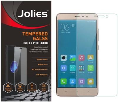 jolies Tempered Glass Guard for Xiaomi Redmi Note 3 ,Mi Redmi Note 3