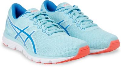 Asics GEL ZARACA 5 Running Shoes For Men(Blue, Aqua splash
