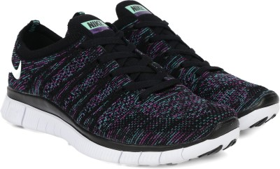 Nike FREE 5.0 FLYKNIT Running Shoes For Men(Multicolor) 1