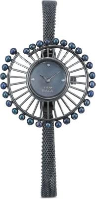 Titan 9970QM01 Raga Analog Watch - For Women