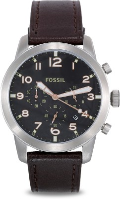 Fossil FS5143 PILOT 54 Analog Watch   For Men Fossil Wrist Watches