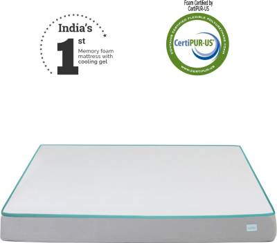 Nubliss NX Gen Memory Foam with Cooling Gel 6 inch Queen Memory Foam Mattress