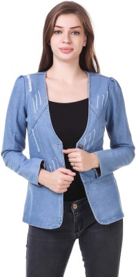 Clo Clu Women Single Breasted Coat