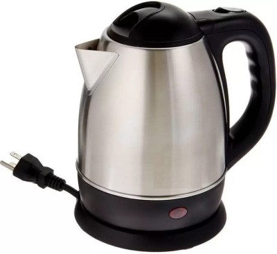 6db874b80e5 Lagom. Lagom Cordless Stainless Steel Tea Heater with Auto Shut Off   Boil  Dry Protection Electric Kettle ...
