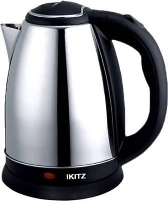 ikitz E_M22 Electric Kettle(1.8 L, CHROME)