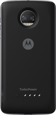 Moto Turbo Power Pack Mod(Compatible only with  Moto Z, Moto Z Play, Moto Z2 Play)