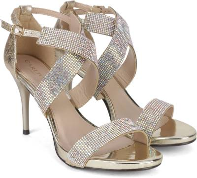 Carlton London Women GOLD Heels