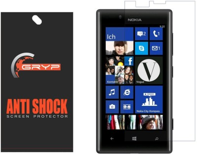 GRYP Screen Guard for Nokia Lumia 720(Pack of 1)