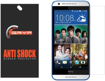 GRYP Impossible Screen Guard for HTC Desire 620(Pack of 1)