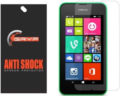 GRYP Screen Guard for Microsoft Nokia Lumia 530(Pack of 1)