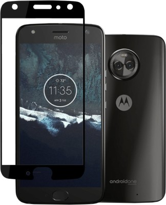 Molife Tempered Glass Guard for Motorola Moto X4(Pack of 1)