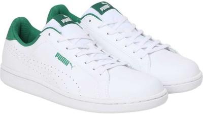Puma Sneakers For Men(White, Green